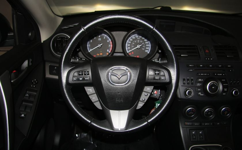 2012 Mazda 3 GT A/C CUIR TOIT MAGS BLUETOOTH #15
