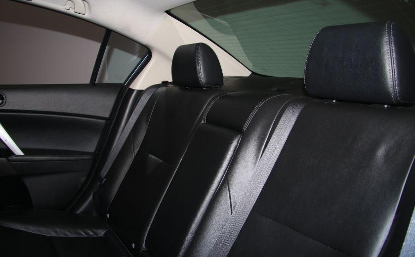 2012 Mazda 3 GT A/C CUIR TOIT MAGS BLUETOOTH #18