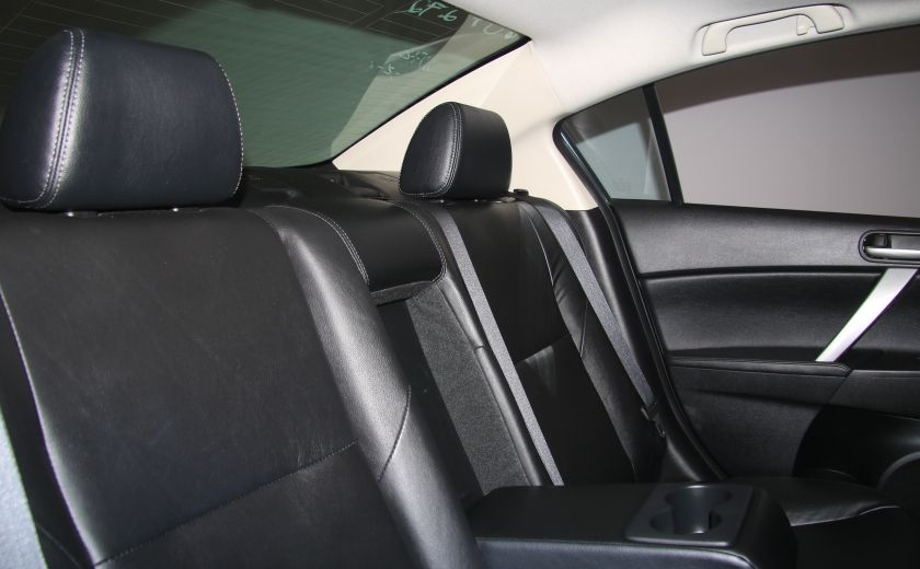 2012 Mazda 3 GT A/C CUIR TOIT MAGS BLUETOOTH #20