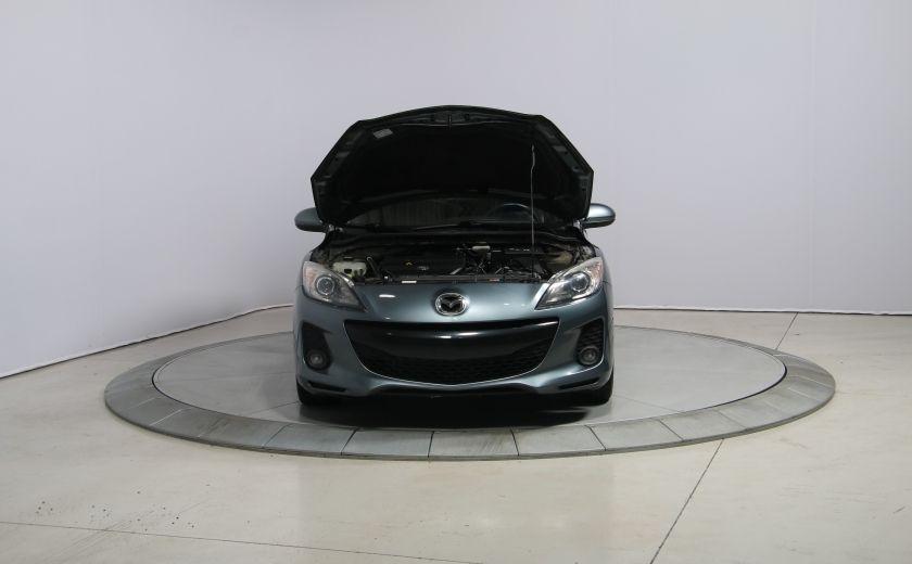 2012 Mazda 3 GT A/C CUIR TOIT MAGS BLUETOOTH #24