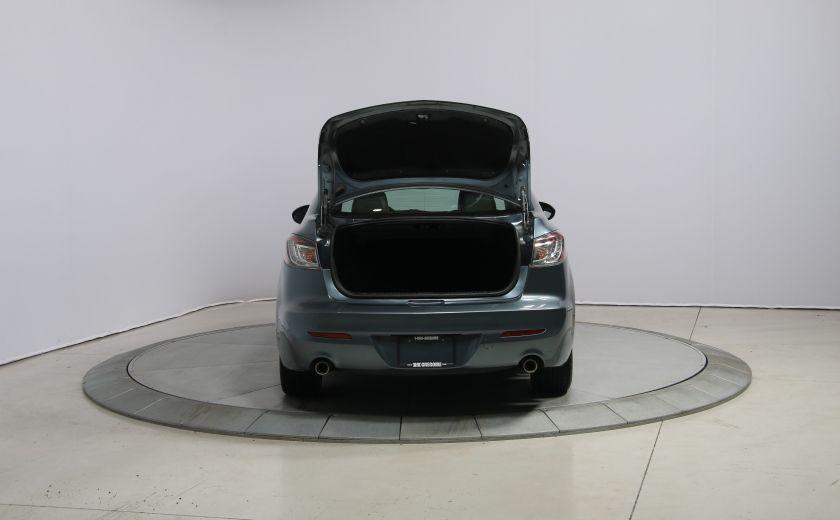 2012 Mazda 3 GT A/C CUIR TOIT MAGS BLUETOOTH #25