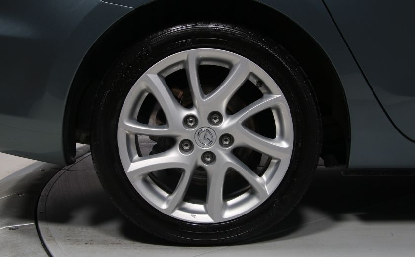 2012 Mazda 3 GT A/C CUIR TOIT MAGS BLUETOOTH #28