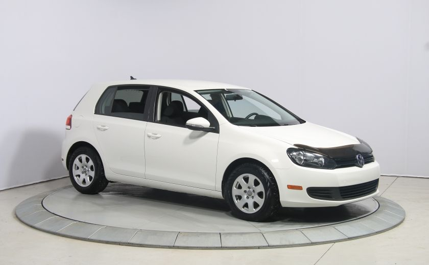 2013 Volkswagen Golf AUTO A/C GR ELECT MAGS #0