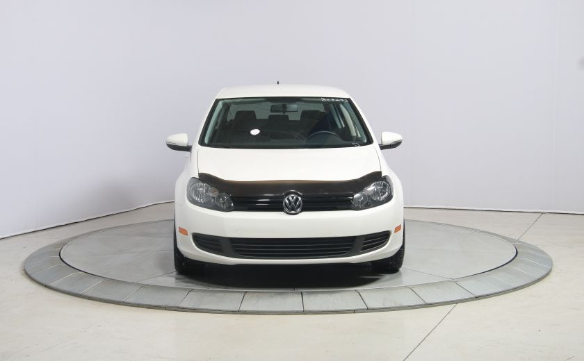 2013 Volkswagen Golf AUTO A/C GR ELECT MAGS #1