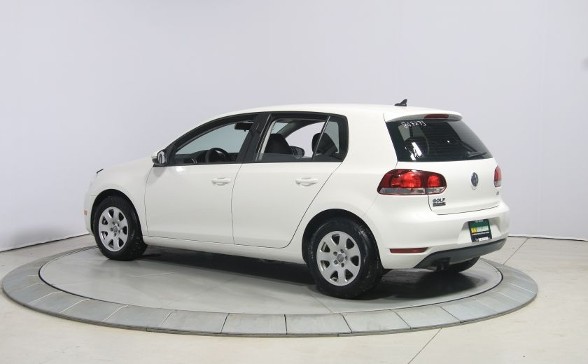 2013 Volkswagen Golf AUTO A/C GR ELECT MAGS #4
