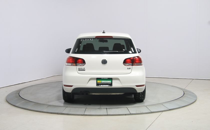 2013 Volkswagen Golf AUTO A/C GR ELECT MAGS #5