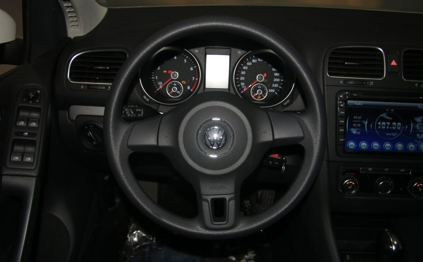 2013 Volkswagen Golf AUTO A/C GR ELECT MAGS #14