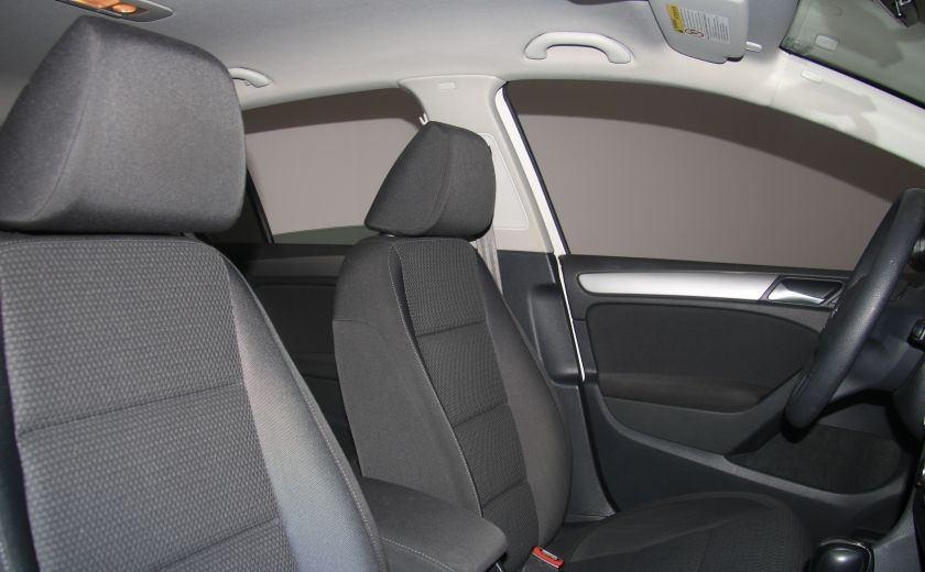 2013 Volkswagen Golf AUTO A/C GR ELECT MAGS #25