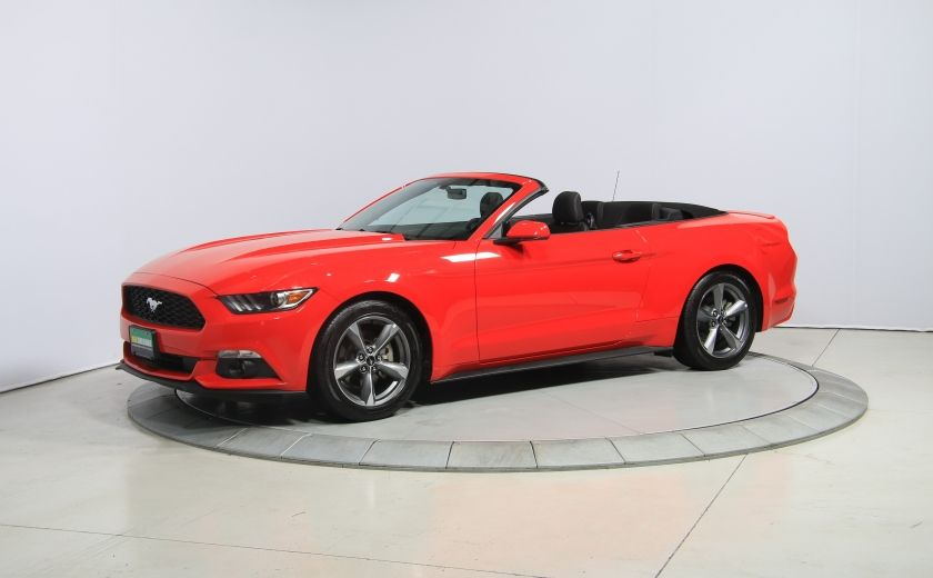 2016 Ford Mustang V6 AUTO A/C DÉCAPOTABLE MAGS BLUETOOTH #2