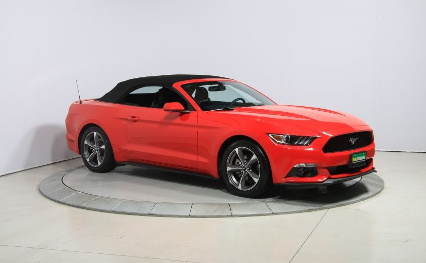 2016 Ford Mustang V6 AUTO A/C DÉCAPOTABLE MAGS BLUETOOTH #8