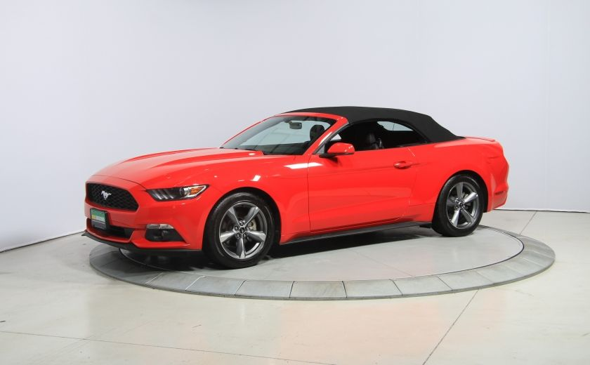 2016 Ford Mustang V6 AUTO A/C DÉCAPOTABLE MAGS BLUETOOTH #9