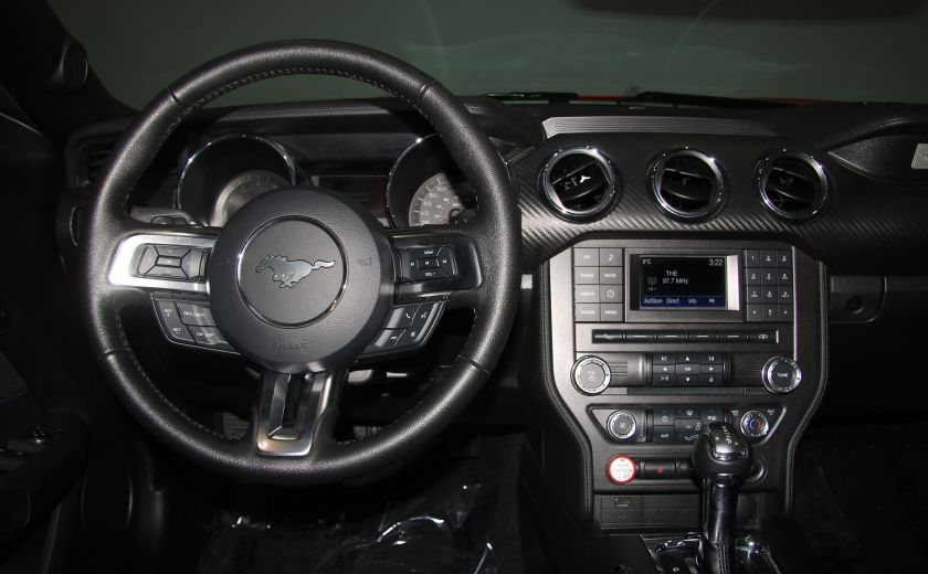 2016 Ford Mustang V6 AUTO A/C DÉCAPOTABLE MAGS BLUETOOTH #18