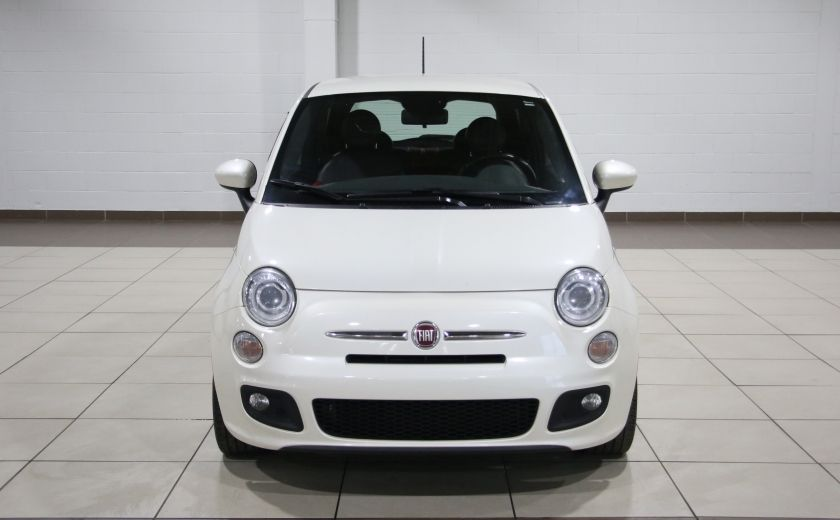 2013 Fiat 500 Sport AUTO A/C CUIR MAGS #1