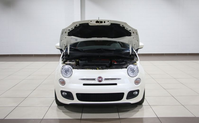 2013 Fiat 500 Sport AUTO A/C CUIR MAGS #20