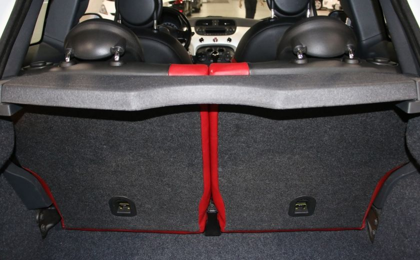 2013 Fiat 500 Sport AUTO A/C CUIR MAGS #22