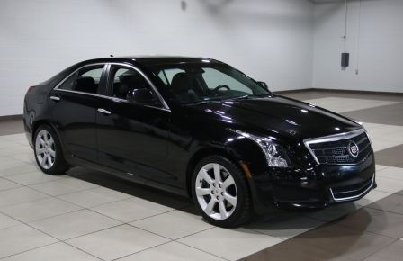 2013 Cadillac ATS 2.0 TURBO AUTO A/C CUIR TOIT MAGS à Sherbrooke