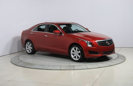 2014 Cadillac ATS AWD 2.0 TURBO AUTO A/C CUIR MAGS à Sherbrooke