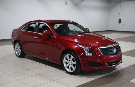 2013 Cadillac ATS 2.5L AUTO A/C CUIR MAGS CAMERA RECUL in Longueuil