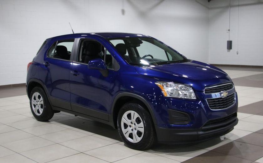 2014 Chevrolet Trax LS A/C GR ELECT BLUETHOOT #0