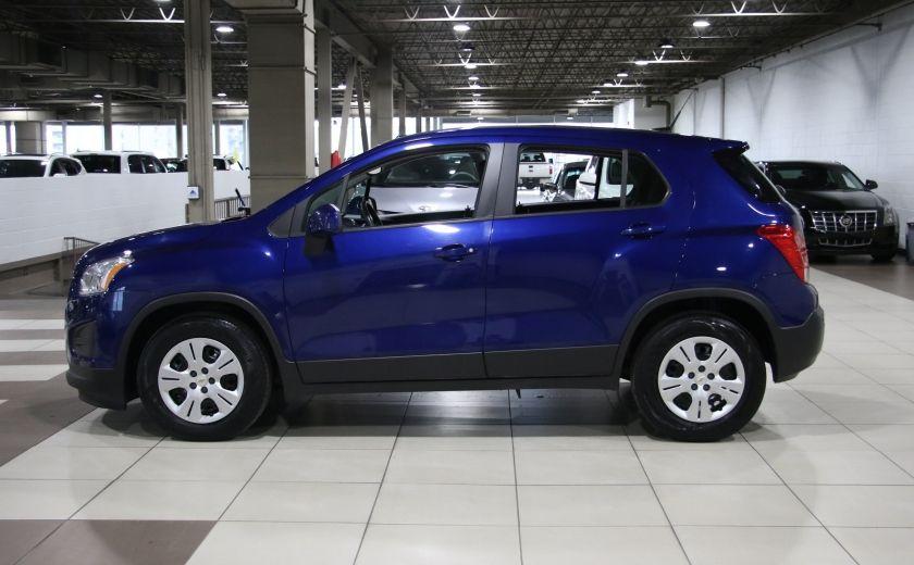 2014 Chevrolet Trax LS A/C GR ELECT BLUETHOOT #3