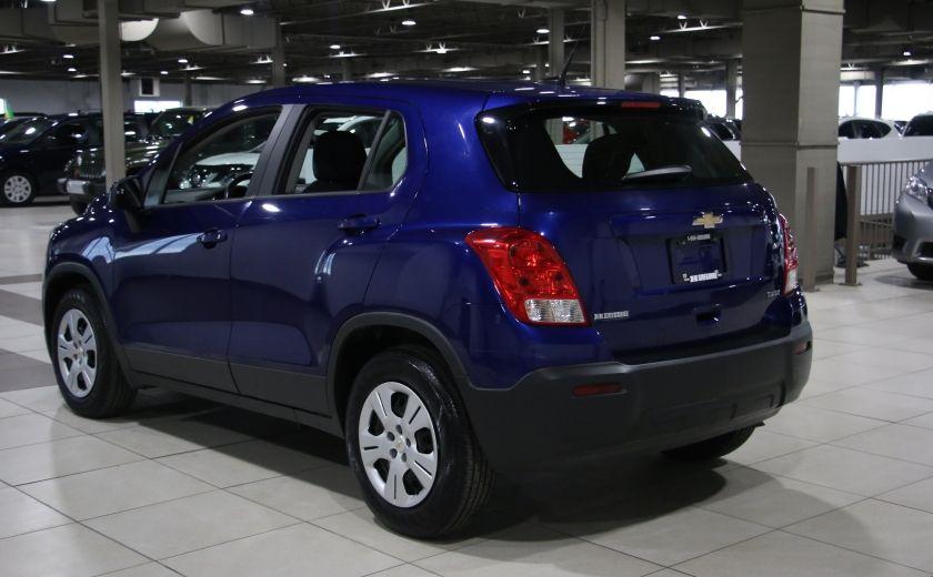 2014 Chevrolet Trax LS A/C GR ELECT BLUETHOOT #4