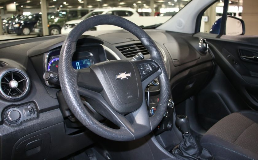 2014 Chevrolet Trax LS A/C GR ELECT BLUETHOOT #8