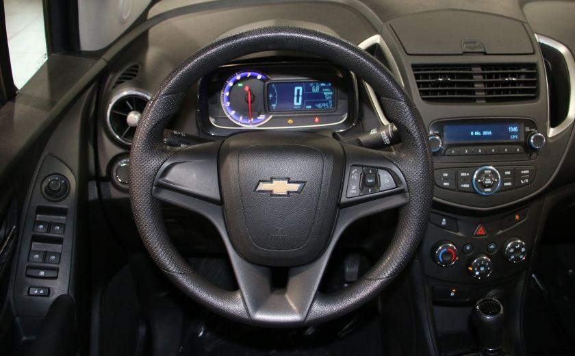 2014 Chevrolet Trax LS A/C GR ELECT BLUETHOOT #13