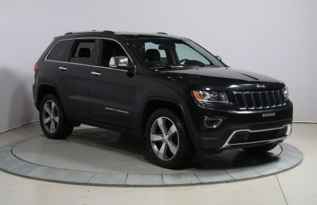 2014 Jeep Grand Cherokee Limited 4WD CUIR TOIT NAVIGATION MAGS #0