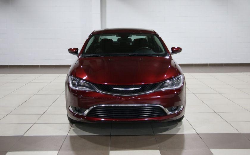 2015 Chrysler 200 LIMITED CAMERA RECUL BLUETHOOT #1