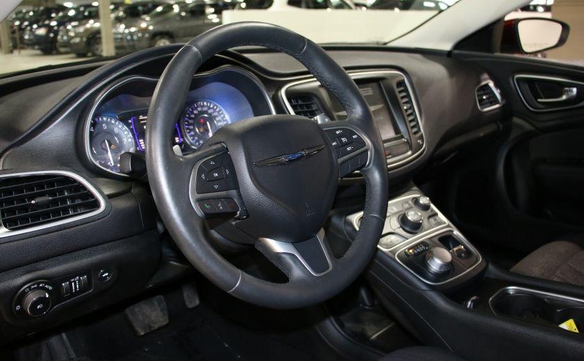 2015 Chrysler 200 LIMITED CAMERA RECUL BLUETHOOT #8