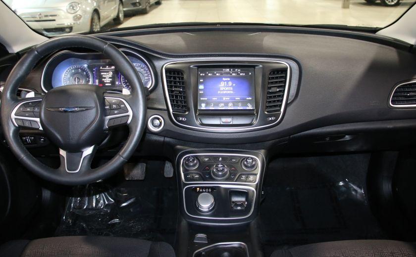 2015 Chrysler 200 LIMITED CAMERA RECUL BLUETHOOT #13