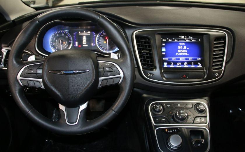2015 Chrysler 200 LIMITED CAMERA RECUL BLUETHOOT #14