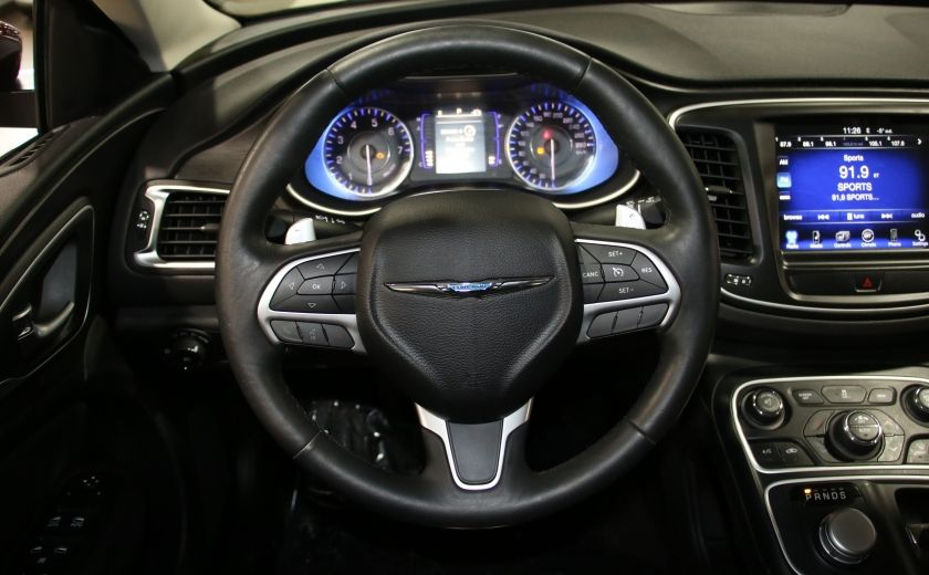 2015 Chrysler 200 LIMITED CAMERA RECUL BLUETHOOT #15