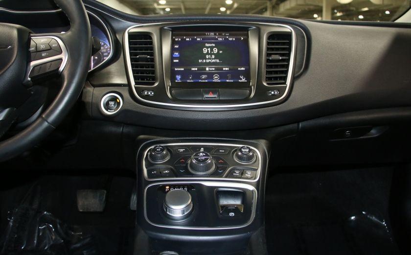 2015 Chrysler 200 LIMITED CAMERA RECUL BLUETHOOT #16