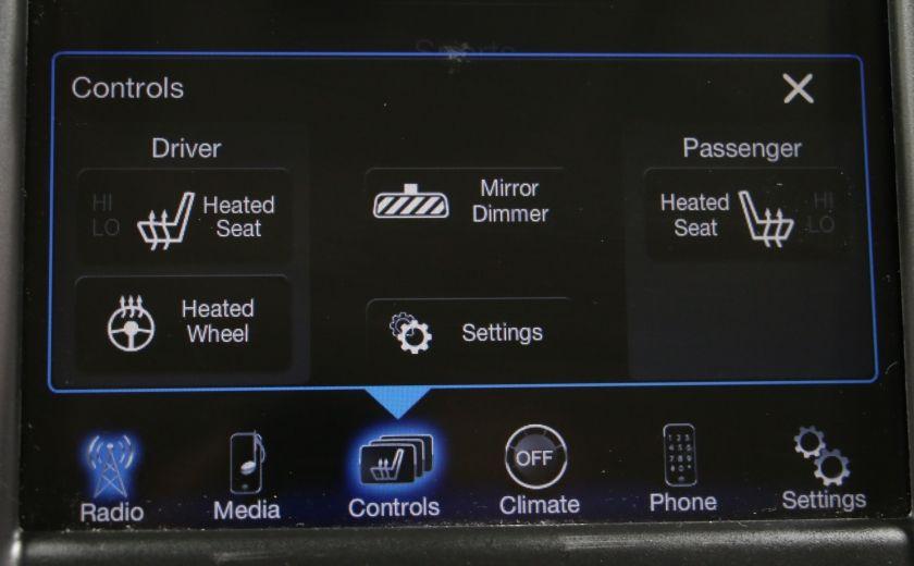 2015 Chrysler 200 LIMITED CAMERA RECUL BLUETHOOT #19