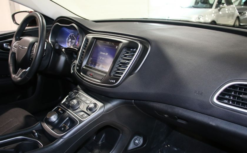 2015 Chrysler 200 LIMITED CAMERA RECUL BLUETHOOT #24