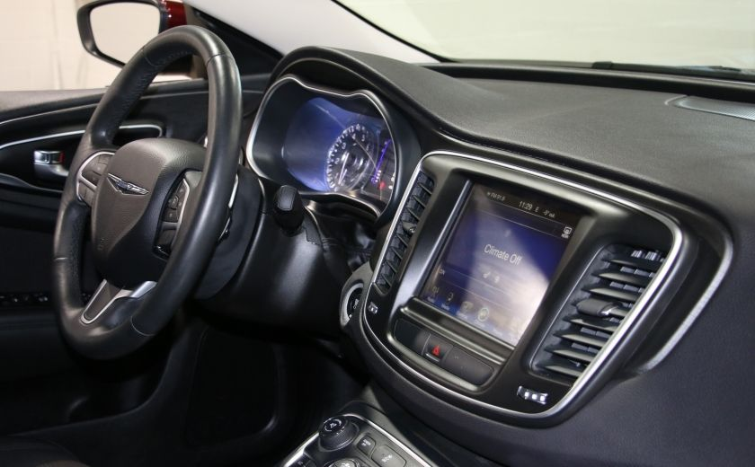 2015 Chrysler 200 LIMITED CAMERA RECUL BLUETHOOT #25