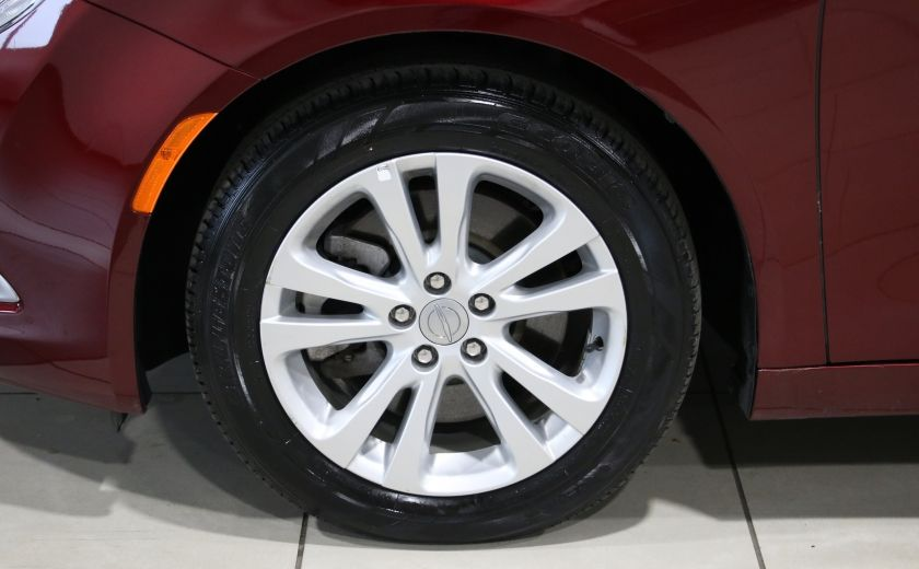2015 Chrysler 200 LIMITED CAMERA RECUL BLUETHOOT #32