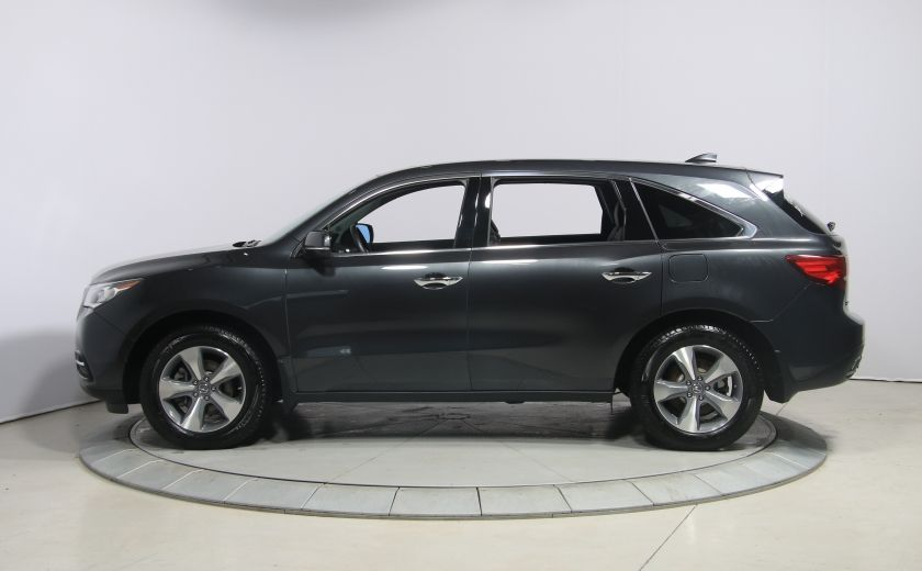 2016 Acura MDX SH-AWD A/C CUIR TOIT MAGS BLUETOOTH 7PASSAGERS #3