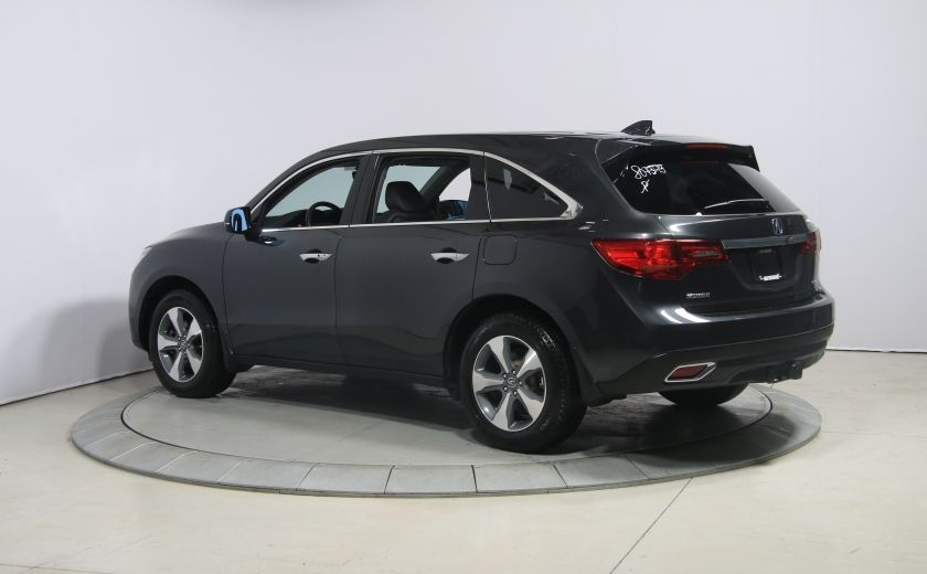 2016 Acura MDX SH-AWD A/C CUIR TOIT MAGS BLUETOOTH 7PASSAGERS #4