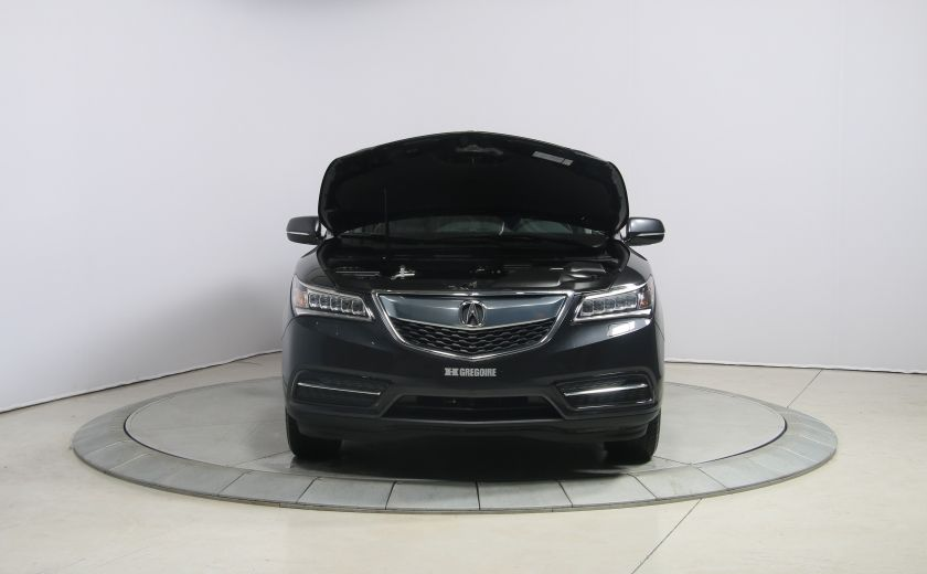 2016 Acura MDX SH-AWD A/C CUIR TOIT MAGS BLUETOOTH 7PASSAGERS #34