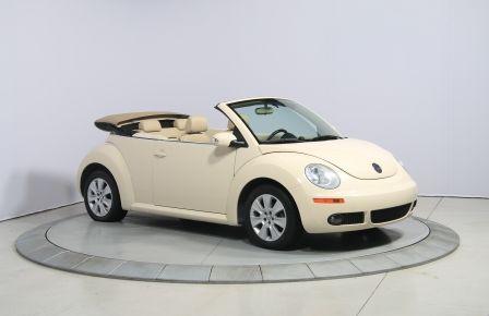 2010 Volkswagen New Beetle Comfortline AUTO A/C CUIR DÉCAPOTABLE MAGS in Blainville