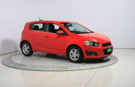 2015 Chevrolet Sonic LT AUTO A/C GR ELECT MAGS BLUETOOTH CAM.RECUL #0