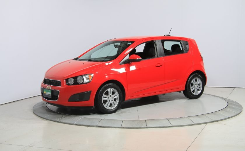 2015 Chevrolet Sonic LT AUTO A/C GR ELECT MAGS BLUETOOTH CAM.RECUL #2