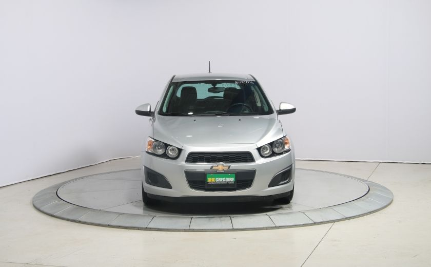 2015 Chevrolet Sonic LT AUTO A/C GR ELECT MAGS BLUETOOTH CAM.RECUL #1