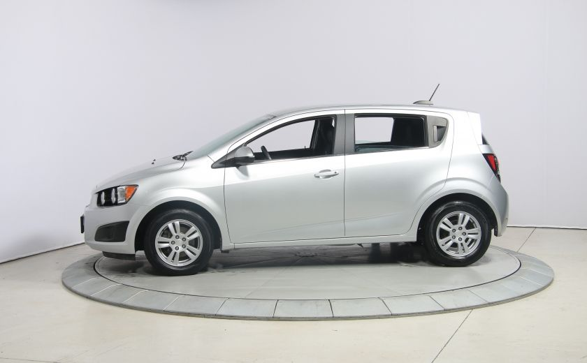 2015 Chevrolet Sonic LT AUTO A/C GR ELECT MAGS BLUETOOTH CAM.RECUL #3