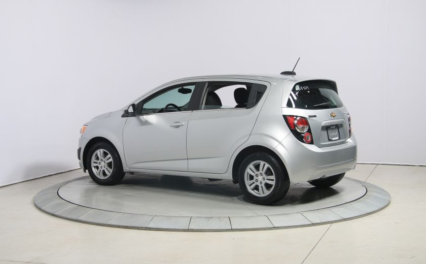 2015 Chevrolet Sonic LT AUTO A/C GR ELECT MAGS BLUETOOTH CAM.RECUL #4