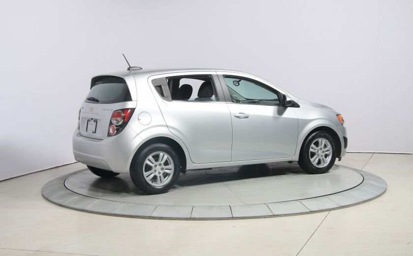2015 Chevrolet Sonic LT AUTO A/C GR ELECT MAGS BLUETOOTH CAM.RECUL #6