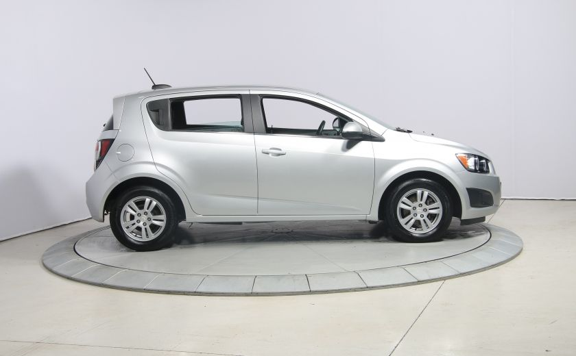 2015 Chevrolet Sonic LT AUTO A/C GR ELECT MAGS BLUETOOTH CAM.RECUL #7