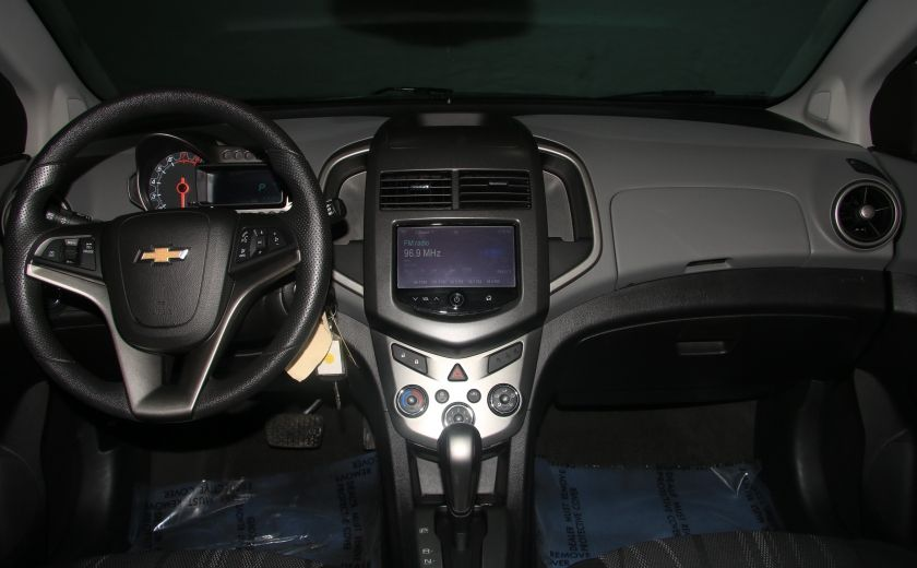 2015 Chevrolet Sonic LT AUTO A/C GR ELECT MAGS BLUETOOTH CAM.RECUL #11